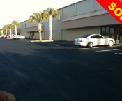 CROSSROADS PARK OF COMMERCE WAREHOUSE – 3601 Crossroads Parkway, Ft. Pierce – SOLD