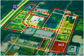 Lot #2 Crossroads Park of Commerce