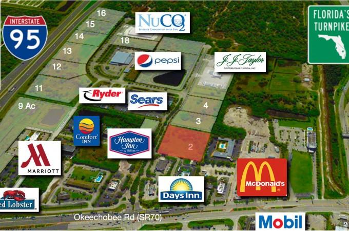 Lot #2 Crossroads Park of Commerce