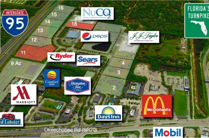 Lot #11 Crossroads Park of Commerce