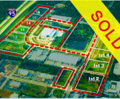 Lot #14 Crossroads Park of Commerce SOLD