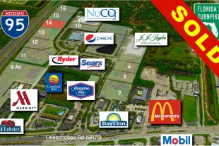 LOT #14 CROSSROADS PARK OF COMMERCE – SOLD