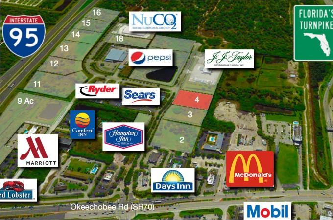Lot #4 Crossroads Park of Commerce