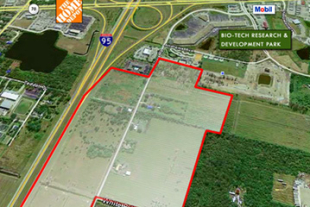 83 ACRES, I-95 FRONTAGE AT FORT PIERCE
