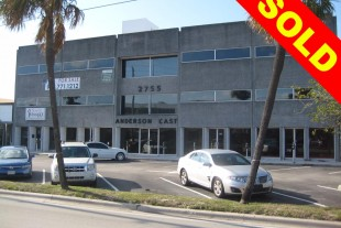 ANDERSON EAST BUILDING – 2755 E. Oakland, Ft. Lauderdale – SOLD