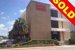 WELLS FARGO BUILDING – GALT OCEAN MILE 3600 N Ocean Drive, Ft. Lauderdale – SOLD