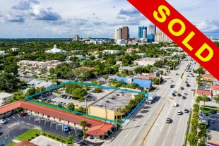 1309 SOUTH FEDERAL HIGHWAY – SOLD